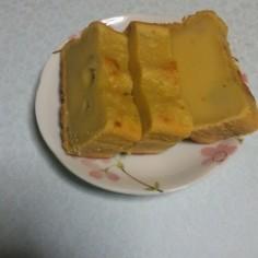 さつまいもの冷製パウンドケーキ