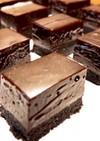 1口サイズの生チョコタルト