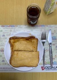 MrsWongちの低糖質フレンチトースト