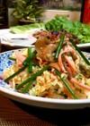 チャチャっと一品♡白菜のピリ辛桃屋サラダ