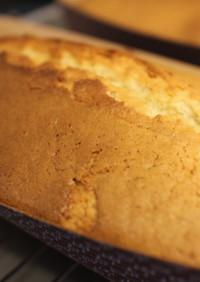 スダジイのパウンドケーキ