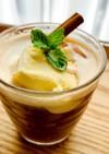 低糖質☆アイスコーヒーフロート♪
