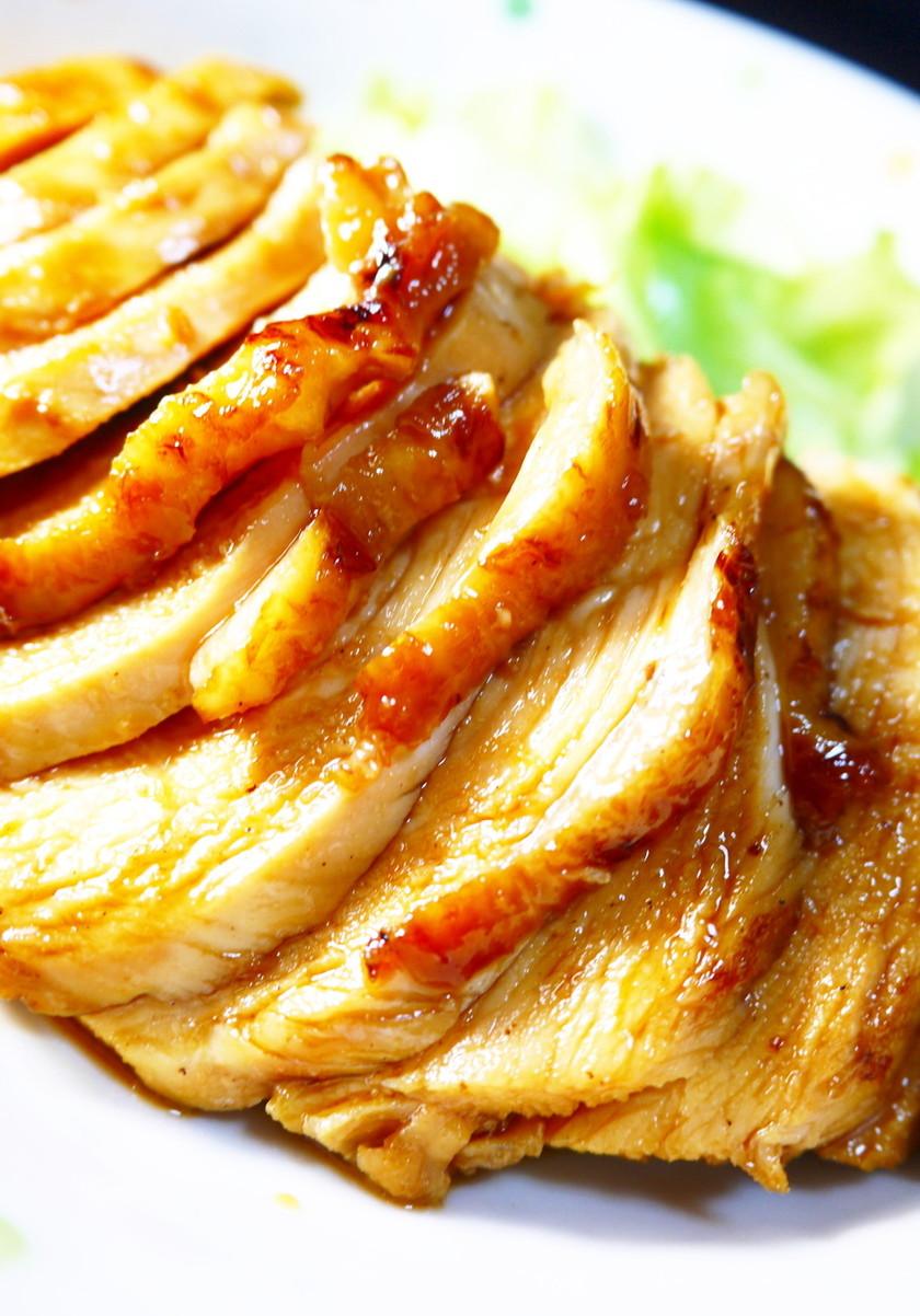 南蛮酢でコク旨!柔らか鶏むね肉の甘酢煮