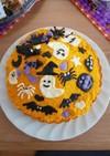 ハロウィンかぼちゃタルト