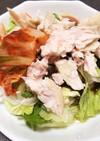 低糖質麺でダイエット③冷麺風