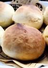 HMで作るシンプルチビ丸パン