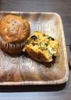 手づかみごはん◯野菜とチーズのケークサレ