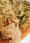 ちょぴりイタリアン風◆豚コマ野菜炒め