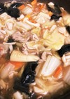 中華丼 サムライレシピ