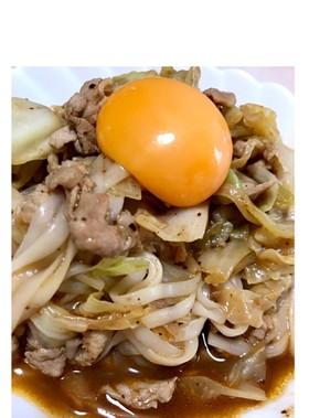糖質制限中にも!糖質0麺で作る回鍋肉麺!