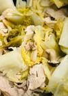☆簡単☆白菜と豚バラの炊いたん