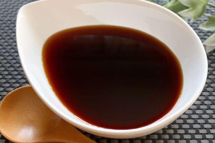 焼き タレ レシピ の 照り