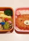 小学生(6年)連合運動会のお弁当
