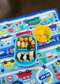 幼稚園弁当(年少)37