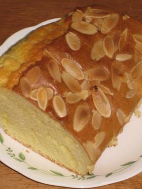 ノンバター☆プレーンパウンドケーキ