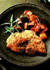 「毎月作る、世界の料理」ミラノ風カツレツ