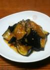 麺つゆ☆茄子のトロッと甘煮