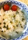 炊飯器で簡単♡シンプルな参鶏湯