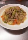 【作り置き】挽肉の八宝菜