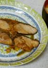 ブリのネギゆずぽん&ネギと人参の味噌汁❄