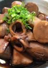 初めてでも簡単!圧力鍋でイカと里芋の煮物