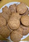 MrsWongちの肉球クッキー