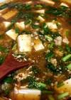 麻婆豆腐☆焼肉とタレと食べラーで簡単
