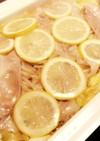 さっぱり☆レモン塩鍋☆