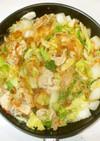 豚肉と白菜のキムチ蒸し♪簡単