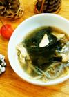 安い!ささみともやしの中華風スープ