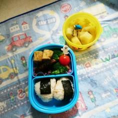 幼稚園弁当(年少)38