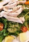 鶏胸肉のダイエットサラダ