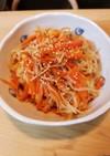 お弁当にぴったり☺人参とえのき炒め☺