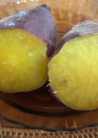 オーブントースターでらくちん焼き芋