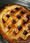 紅玉林檎のアップルパイ