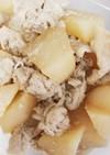 レンジで時短☆豚肉と大根の煮物