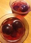 ゼリエース●まるごとブドウの粒ゼリー
