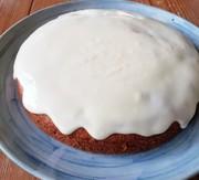クリームチーズ フロスティングの写真