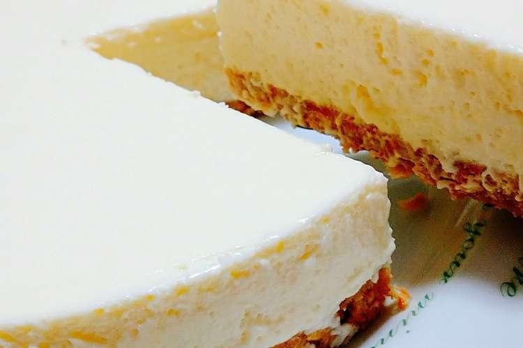 クリーム レアチーズ なし 生 ケーキ