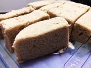 紅茶おから蒸しパンの写真