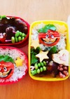フォートナイト☆キャラ弁当☆トマト