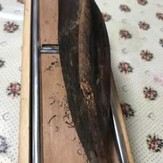 簡単!削りたての鰹節のオカカご飯。