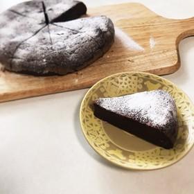 簡単!炊飯器でブラウニー風ケーキ