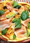 発酵なしクリスピーピザ