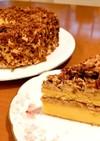 アーモンドキャラメルケーキ
