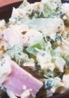 卵とブロッコリーのサラダ〜オリジン風〜