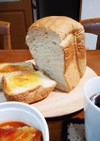 HBにおまかせの黒糖入り食パン