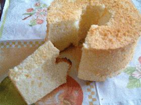 改訂版 魅惑のクリームチーズシフォン