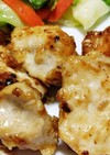 鶏むね肉のオイスターマヨネーズ