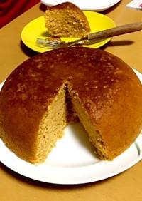 BPフリー♡米粉のぐりぐら炊飯器カステラ